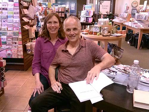 Lou Aguilar D. C. Book Signing 2