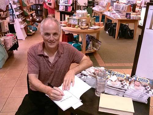 Lou Aguilar D.C. Book Signing1